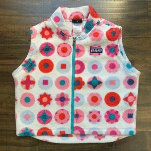 Patagonia Toddler Girl Fleece Vest